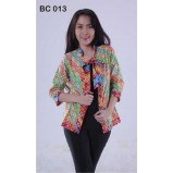 Bolero Batik Colorful BC013